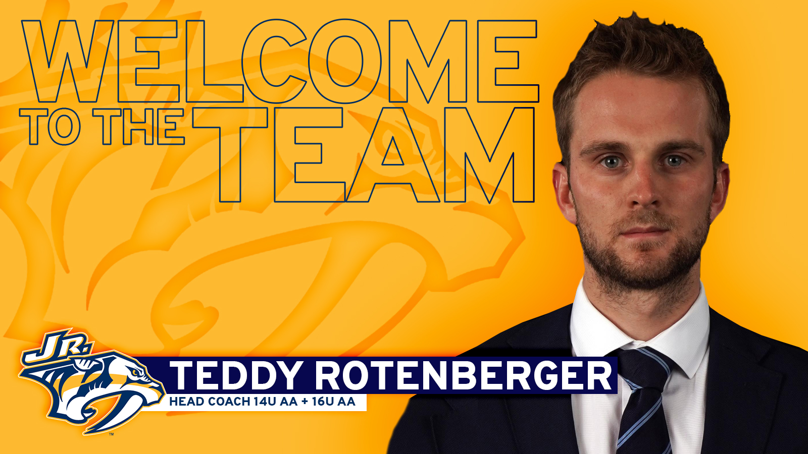 Welcome to the Team - Rotenberger