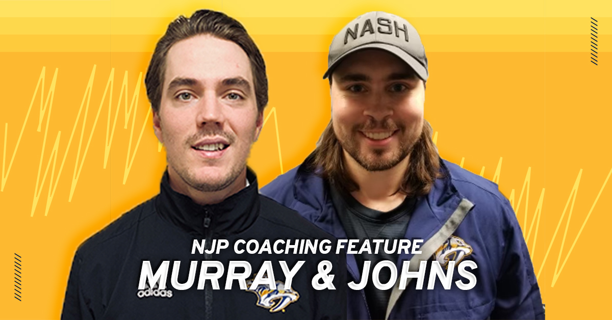 COACHING FEATURE MURRAY AND JOHNS